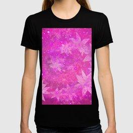 Flower spiral T-shirt