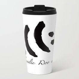 Khandie Woo Logo 'Envoke Emotion' Travel Mug