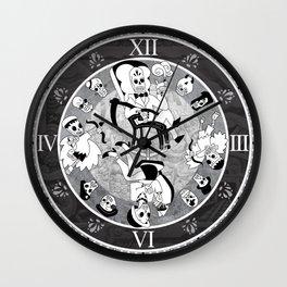 Grim Fandango Art Deco Wall Clock