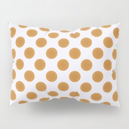 Peanut Butter Cookies Pillow Sham
