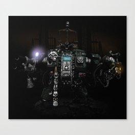 Death Incarnate Canvas Print