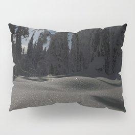 Diamond Snow Pillow Sham