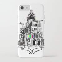 rap iPhone & iPod Cases featuring Rap God by Reducto