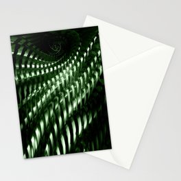Fractal structure Stationery Cards
