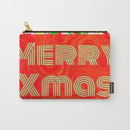 Merry Xmas 3 Carry-All Pouch