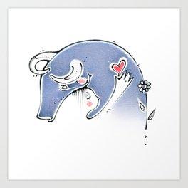 go vegan,vegan, love, heart, corazon Art Print