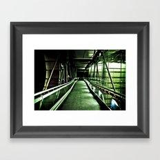 Charing Cross Walkway Framed Art Print