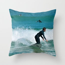 The Local Throw Pillow