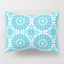 Morocco (Teal) Pillow Sham