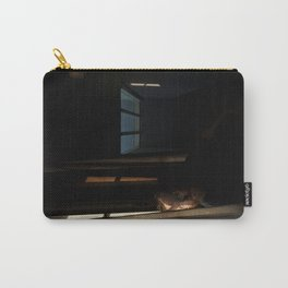 Light Lines Carry-All Pouch