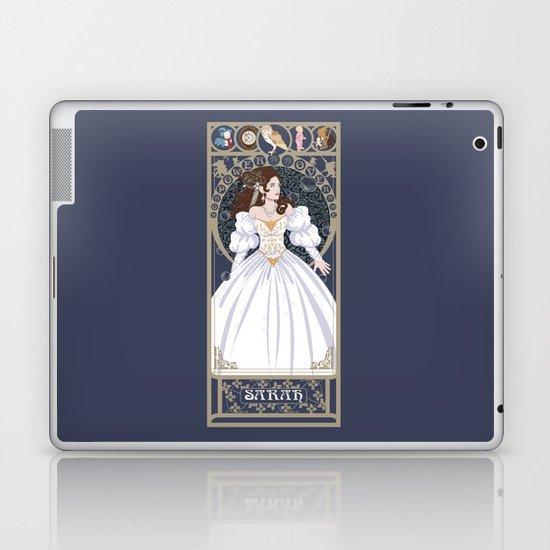 Sarah Nouveau - Labyrinth Laptop & iPad Skin