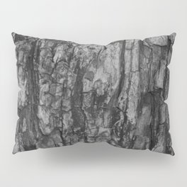 Bark VI Monochrome Pillow Sham