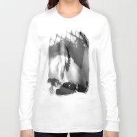 sleep Long Sleeve T-shirts featuring Sleep by Shadoe Leibelt