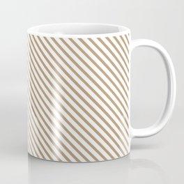 Iced Coffee Stripe Coffee Mug