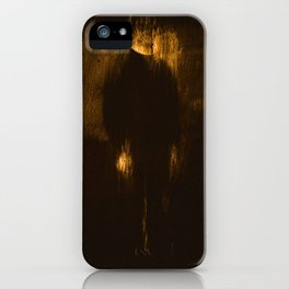 Slender Man iPhone Case