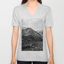 Feeling The Nature Unisex V-Neck