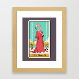 Temerence Framed Art Print