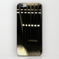 silent iPhone & iPod Skins featuring Silent by Astrid Ewing