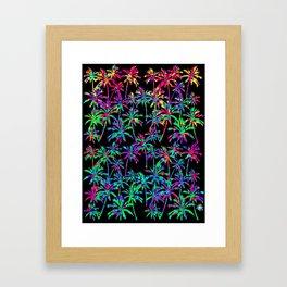 Tropic Like It's Hot Framed Art Print