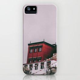 Monastery iPhone Case