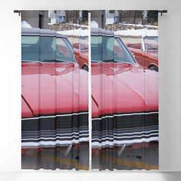 Vintage 1968 Torred MOPAR 426 Hemi Charger Muscle Car Color photography / photographs Blackout Curtain