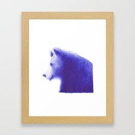 Animal N.5 Framed Art Print