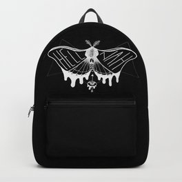 Hell Nah (black and white) Backpack