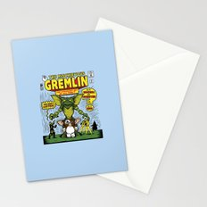 The Mischievous Gremlin Stationery Cards