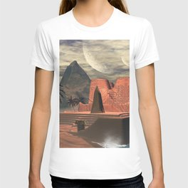 The temple T-shirt