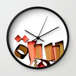 Samira Wall Clock