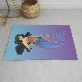 Wonder Mermaid Rug