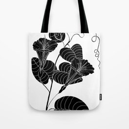 Bone Marrow Tobacco (Also known as Rock Pituri) - Nicotiana gossei Tote Bag