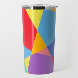 Fragmented Experience Travel Mug