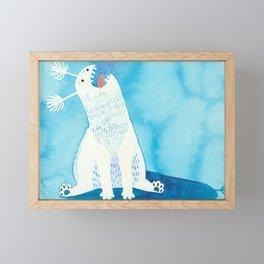 Achoo Framed Mini Art Print