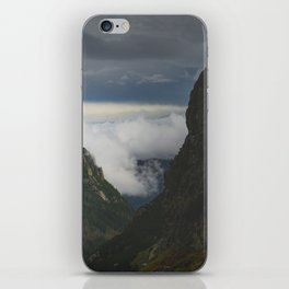 Polish mountains iPhone Skin