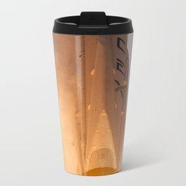 Spacex Rocket Travel Mug