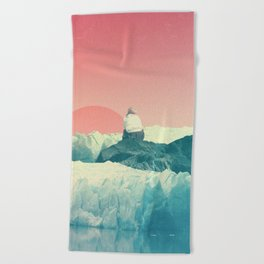 PaleDreamer Beach Towel