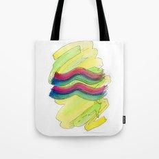 Aquarius Flow Tote Bag
