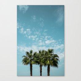 Good vibes. Landscape Canvas Print