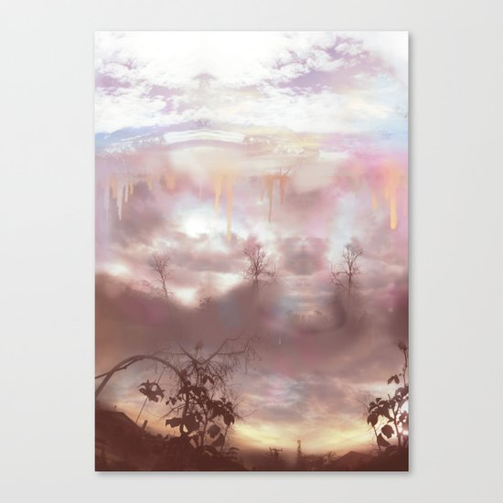 Transitions Canvas Print