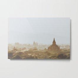 Bagan III Metal Print