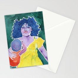 Breastfeeding Mama Stationery Cards
