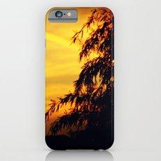 Sky on Fire Slim Case iPhone 6s