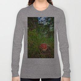Fliegenpilz Long Sleeve T-shirt
