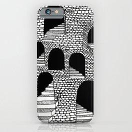 Seven Prisoners of the Bastille iPhone Case