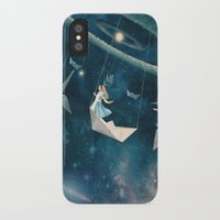 marianna iPhone & iPod Cases featuring My Favourite Swing Ride by Paula Belle Flores