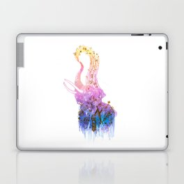 Showering with Time Laptop & iPad Skin