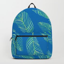Cool summer of Palms Backpack