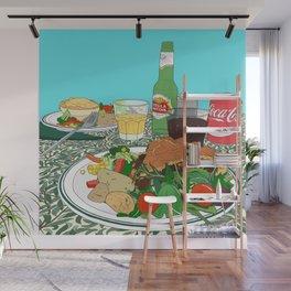 Scottish Beef Steak & Guinness Pie Wall Mural