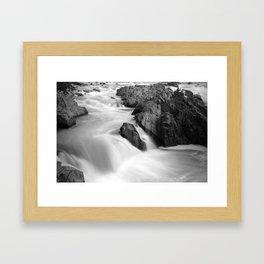 Challenges Framed Art Print